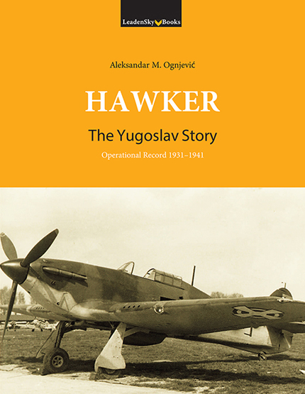 Hawker the yugoslav story the book